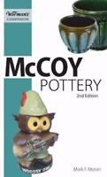 McCoy Pottery by Mark F Moran Reference Book Paperback 2009 Price Guide Warmans