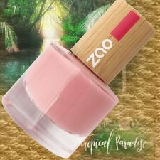Zao NAIL-POLISH 662 Nagellack Antic Pink Bambus Silizium 7-free Nude-Rosé vegan