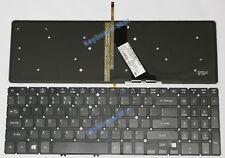 New for Acer Aspire V5-531,V5-551,V5-571 series laptop Keyboard black backlit