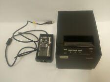 - Wincor Nixdorf TH230+ High Speed Black POS Direct Thermal Receipt USB Printer