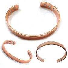 Unisex Bio Healing Copper Magnetic Therapy Bracelet  Arthritis Pain Relief