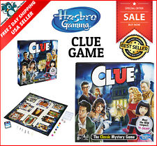 Clue Game Board Game Gift for Kids 8 9 10 11 12 Years Old of Age Boys Girls New