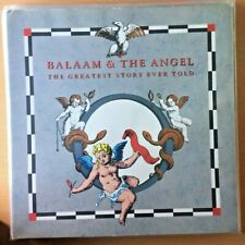 BALAAM & THE ANGEL - The Greatest Story Ever Told GF UK LP Records NEW WAVE