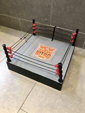 WCW Monday Nitro Arena Wrestling Ring Toybiz WWF WWE