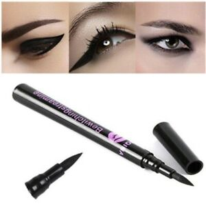 new Waterproof Eyeliner Liquid Eye Liner Pen Pencil Makeup Beauty Cosmetic Black