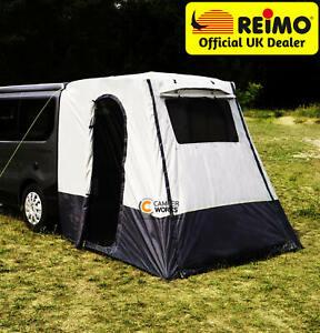 REIMO TRAPEZ PREMIUM Cabin Tailgate Tent - Trafic/Transit/Vivaro/Talento/NV300