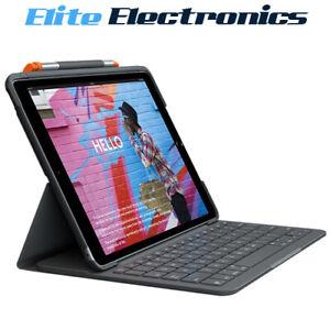 """Logitech Case Bluetooth Keyboard Apple iPad 10.2"""" 7th Gen 920-009469"""