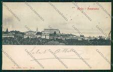Milano Meda cartolina QQ8124