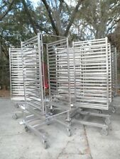 Alto Shaam Roll-In Pan Cart Trolley Rack for Freezer Combination Combi Halo Oven