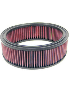K&N Round Air Filter FOR MERCEDES BENZ 300CD 3.0L L5 DSL (E-2800)
