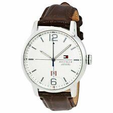 Tommy Hilfiger Men's George Analog Display Japanese Quartz Brown Watch 1791217