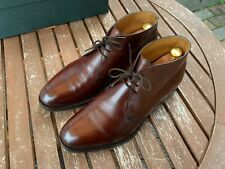 Edward Green Dark Oak Banbury Chukka Boots shoes size Uk 8.5 E 202 last