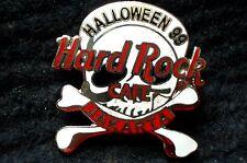 HRC HARD ROCK CAFE Giacarta Halloween 1999 SKULL le500