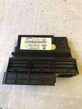 05-09 AUDI A6 C6 4F ONBOARD COMFORT CONVENIENCE CONTROL MODULE ECU 4F0907280A