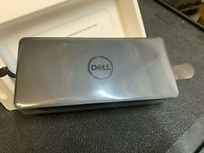 NB Brand New Dell D6000 Universal Dock - Black NO AC Adapter