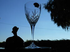 """Royal Doulton Crystal  MONIQUE  7 """"  WINE  glass OR glasses"""