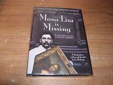 Mona Lisa Is Missing The Man Who Stole The Masterpiece A Documentary (DVD 2013)
