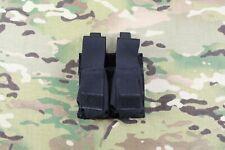 London Bridge Trading LBT-6038A Black Modular Double Pistol Mag Pouch