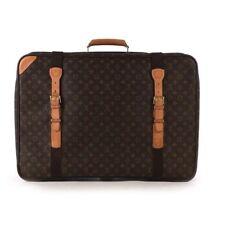 Louis Vuitton Canvas Suitcases