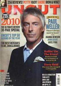 MAGAZINE UNCUT 2011 # 164 - PAUL WELLER/SMALL FACES/JOANNA NEWSOM/GREG LAKE