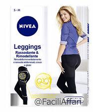 NIVEA Q10 PLUS LEGGINGS RASSODANTE RIMODELLANTE TAGLIA S - M   anti cellulite