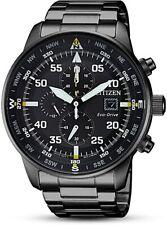 Citizen Eco-Drive Men's Chronograph Watch - CA0695-84E NEW