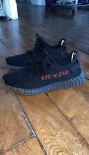 Yeezy Boost 350 V2 Black and Red ( Bred )