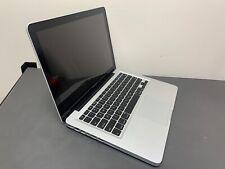 "Apple MacBook Pro 13""  A1278 Core 2 2.4GHz NO RAM NO HD 2010 SPARES OR REPAIR"