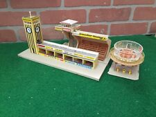 Faller AMS Ho Scale Grandstand Racing Pits