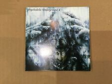 CD / PSYCHEDELIC UNDERGROUND 4 / PROMO / TOP RARITÄT /  LIMITED EDITION OF 2000