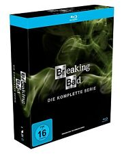Breaking Bad (Blu-Ray DVD, 2008, Die Komplette Serie)