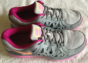 Nike, Women's, Dual Fusion Run 2, Trainers, UK 6.5