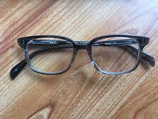 SALT optics Greg eyeglasses Asphalt grey