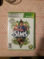 The Sims 3 Platinum Hits Edition Xbox 360 New Factory Sealed FAST FREE SHIPPING