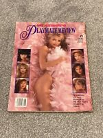 PLAYBOY'S PLAYMATE REVIEW [1989]  - VINTAGE MAGAZINE. 112 PAGES.