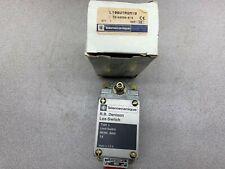 New In Box Telemecanique Switch L100Wtr2M10
