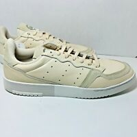 Adidas Originals Supercourt Soft Leather Shoes Men's Size 11 Model EE6030