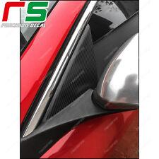 alfa romeo giulietta ADESIVI supporto specchietto sticker decal carbon look 4D