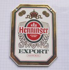 Henninger Export/Francoforte... F/SPINA scudo (44)