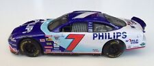 1998 Racing Champions 1:24 Ford Taurus Die Cast Race Car GEOFF BODINE #7 Philips