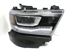 2019 2020 2021 Dodge RAM 1500 FULL LED Headlight Right Hand OEM 68316082AD