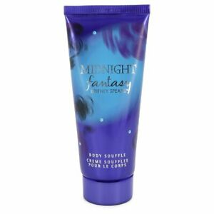 Fantasy Midnight by Britney Spears 3.3 oz Body Lotion for Women