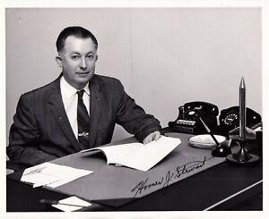 HOMER J. STEWART. SP. Aeronautical engineer, rocket propulsion expert. Explorer.