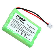 HQRP Batería para VTech VT-i6700, BATT27910, DS4121-3, DS4121-4, DS4122-3