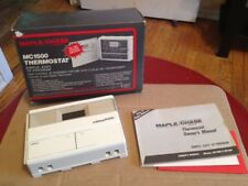 MAPLE CHASE MC1500 Programmable Thermostat