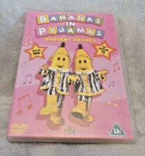RARE - Bananas In Pyjamas - Nursery Rhymes (DVD, 2004)