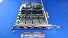 Intel EXP19404PTBLK Pro/1000 PT 882125 D47316-003 Quad Port Network Adapter Card