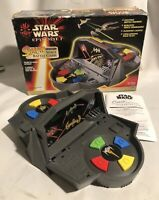 1999 Hasbro Star Wars Episode 1 Simon Space Battle Game With Box