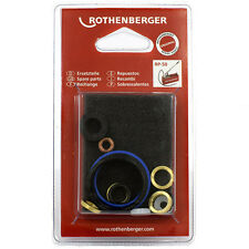 Rothenberger RP50 Pressure Test Pump Gasket Seal Replacement Kit 14 Piece