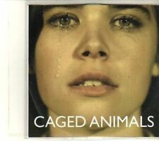 (DT168) Caged Animals, Piles Of $$$ - DJ CD